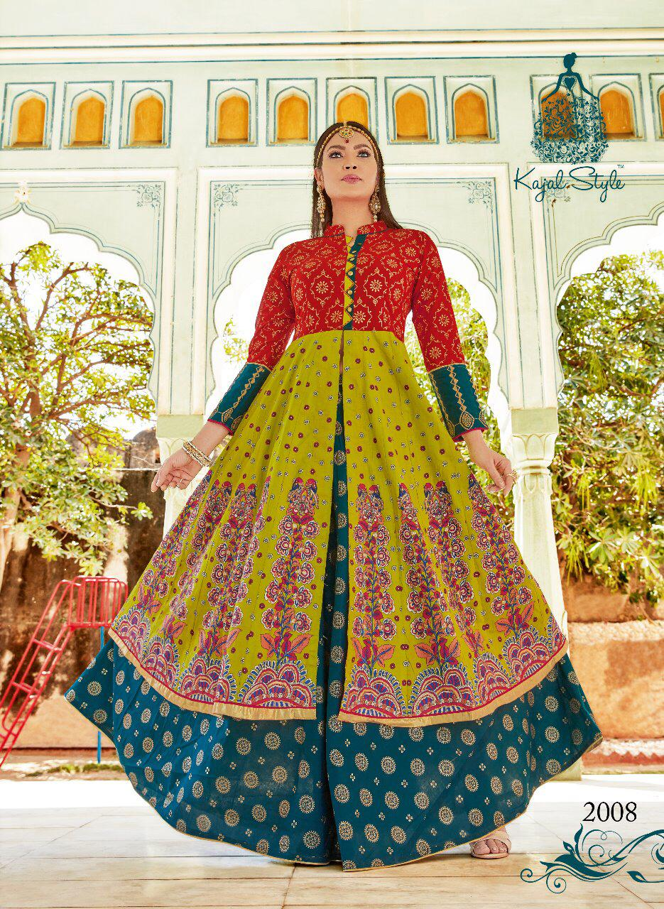 1007d0aaf9 HHH Fashion » MASTANI VOL-2 BY KAJAL STYLE 2001 TO 2008 SERIES ...